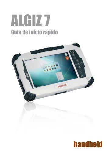 Guia de inicio rápido - Handheld Group