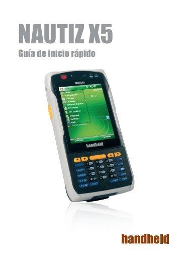 Guía de inicio rápido - Handheld Group