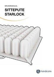 BrukerManual sittepute starlock - Handicare