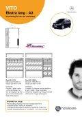 Mercedes Vito Ekstra lang A3 - Handicare - Page 2