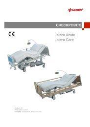 Latera Acute Latera Care - Handicare