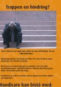 Tilgjengelighet - En Selvfølge For Alle - Handicare - Page 2