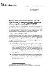 Socialstyrelsens redovisning i pdf-format - Handisam