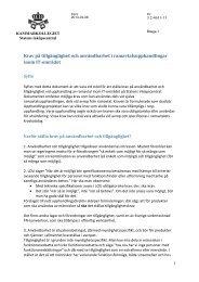 Bilaga 1 Krav på användbarhet och tillgänglighet, pdf ... - Handisam