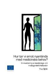 Hur tar vi emot nyanlända med medicinska behov? Pdf ... - Handisam