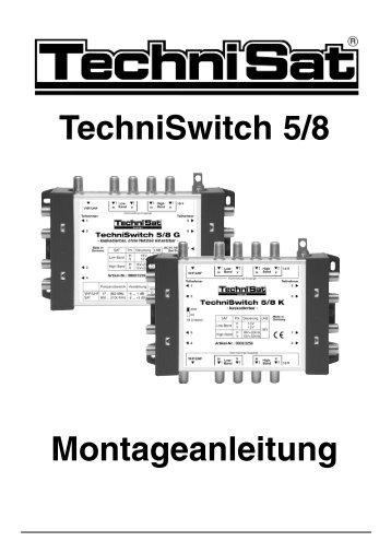 Multischalter - B&K Industrieservice GmbH