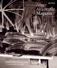 pdf, 2,2 MB - Die Junge Akademie