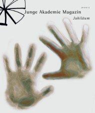 pdf, 6,6 MB - Die Junge Akademie