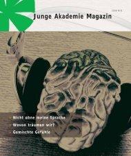 pdf, 0,8 MB - Die Junge Akademie