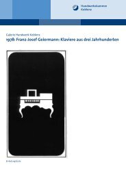 Franz-Josef Geiermann: Klaviere aus drei Jahrhunderten - Galerie ...