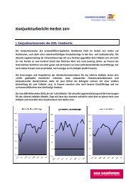 Konjunkturbericht H2011 - Handwerkskammer Ostwestfalen-Lippe ...