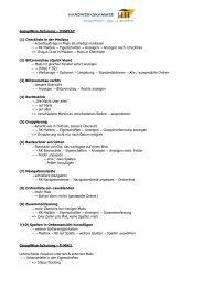 GroupWise-Schulung – DISPLAY (1) Checkliste in der Mailbox ...
