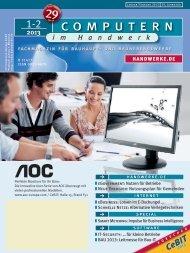CiH 1 2 13 - Computern im Handwerk
