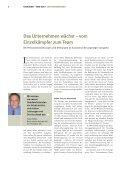 Unternehmensnavi für junge Betriebe 2009 Gegründet – was nun? - Page 6