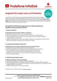 Angebote für junge Leute und Studenten - HandyKostNix.de