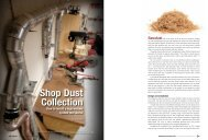 Shop Dust Collection - Handyman Club of America