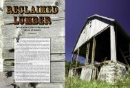 to download the full reclaimed lumber article including photos