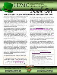 March 2013 Issue III - Hanford Site