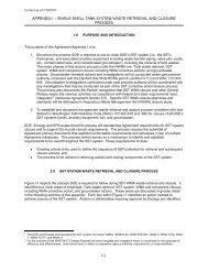 Single Shell Tank System Waste Retrieval and ... - Hanford Site