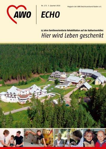 einrichtungen und dienste - AWO Baden