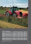 MF 6400/7400 traktor prospektus SISU motor 160 - Hanki-Ker Kft. - Page 3