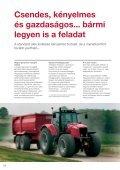 MF 6400/7400 traktor prospektus SISU motor 160 - Hanki-Ker Kft. - Page 6