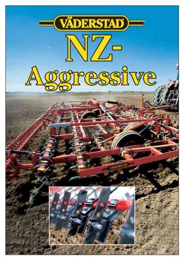 NZ-Agrressive - Hanki-Ker Kft.
