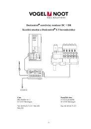 DosiControl IE5 típusú szabályzó permetezőgéphez ... - Hanki-Ker Kft.