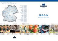 Catering (PDF) - Hannover Locations