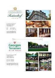 Bankettmappe (PDF) - Hannover Locations