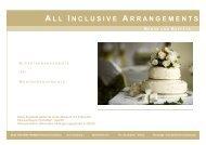 Hochzeitsarrangements (PDF) - Hannover Locations