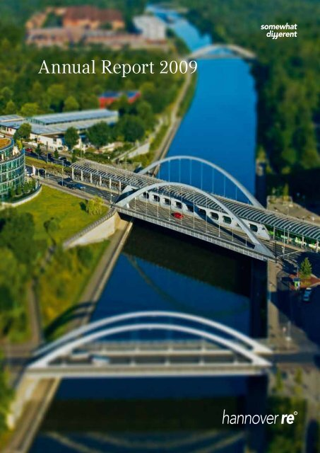 Annual Report 2009 - Hannover Re