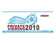 Private Viewing im Peppermint Pavillon 2010 (PDF) - Hannover ...