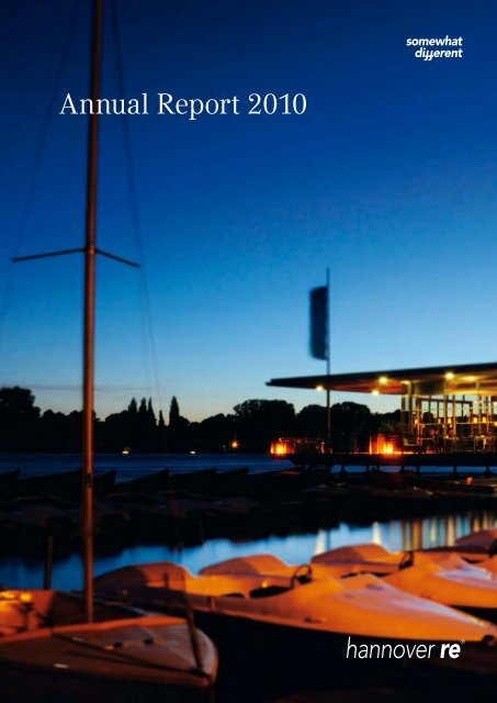 Annual Report 2010 - Hannover Re
