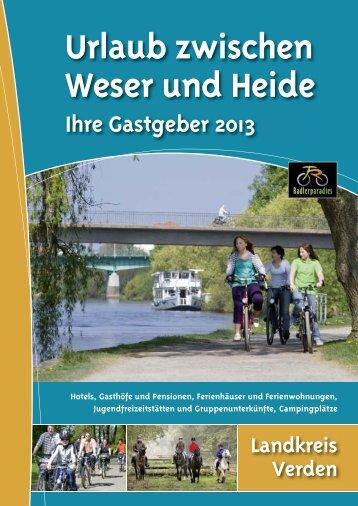 Gastgeberverzeichnis Verden - Hannoveraner Verband