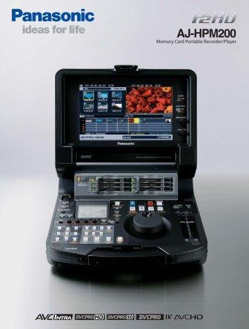 AJ-HPM200 - Panasonic FTP