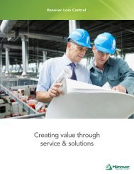 Creating value through service & solutions - The Hanover Insurance ...