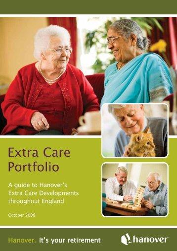 see our Extra Care Portfolio - Hanover