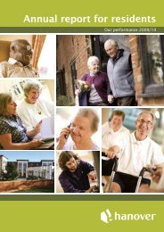Annual report for residents - Hanover