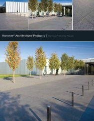 Hanover® Architectural Products | Hanover® Granite Pavers