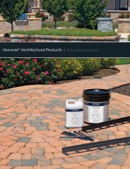 Hanover® Architectural Products | Tools and Accessories