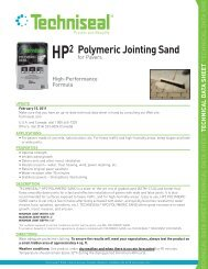 HP2 Polymeric Jointing Sand - Hanover® Architectural Products