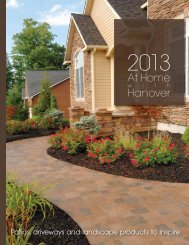 HOME13 - Home Products Guide - Hanover® Architectural Products