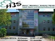 Wirtschaftsschule - HBS