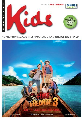 Ausgabe herunterladen - Hannover Kids