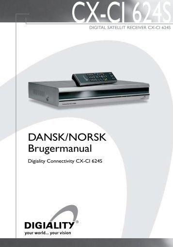 DANSK/NORSK Brugermanual - Hansa Electronic