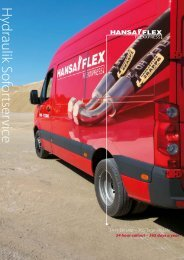 H ydraulik Sofortservice - Hansa Flex
