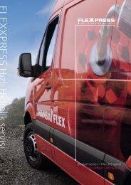 FLEX XPRESS H ızlıH idrolik servisi - Hansa Flex