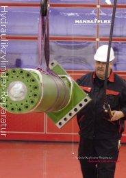 H ydraulikzylinder-Rep aratur - Hansa Flex