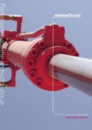Partenaire système en hydraulique - Hansa Flex